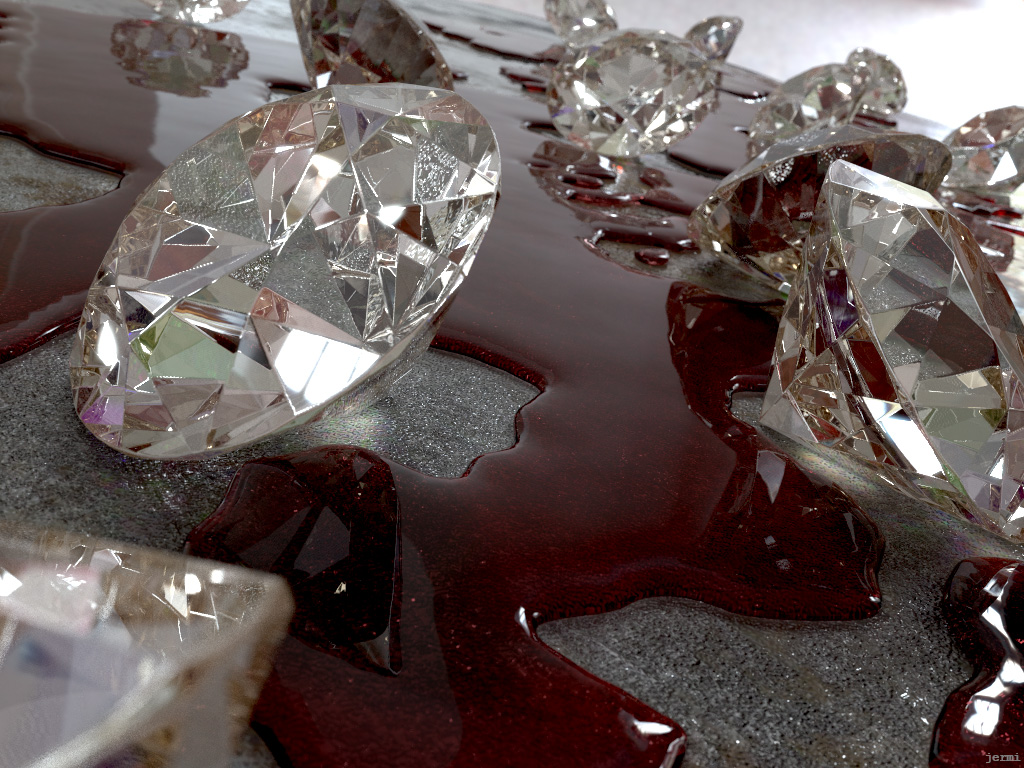 A Cross-Curricular Look at 'Blood Diamonds & Conflict Minerals'